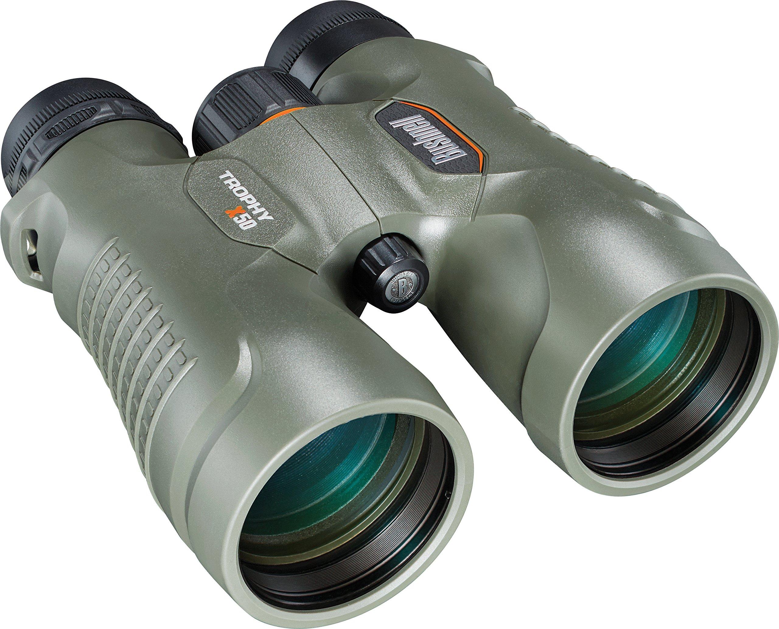 Bushnell Trophy Xtreme Binocular, Green, 8 x 56mm by Bushnell