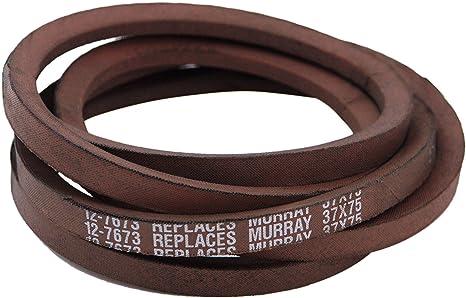 MXV4-770 Cinturón de reemplazo de Murray Briggs /& Stratton 37X70