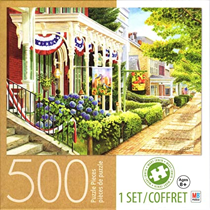 Charm of Ephata by Mary Irwin 500 Piece Puzzle George