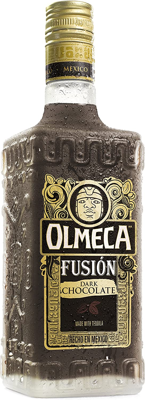 Olmeca Fusión Chocolate Tequila - 700 ml: Amazon.es ...