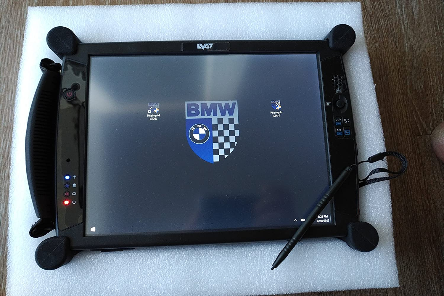 The Ultimate Rheingold Ista D P Icom A Tablet Bmw Wiring Diagrams System Car Electronics