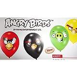 Angry Birds Luftballons 8 Stück