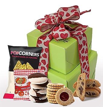 Amazon Com Kosher Valentines Day Gluten Free Gift Basket Gluten