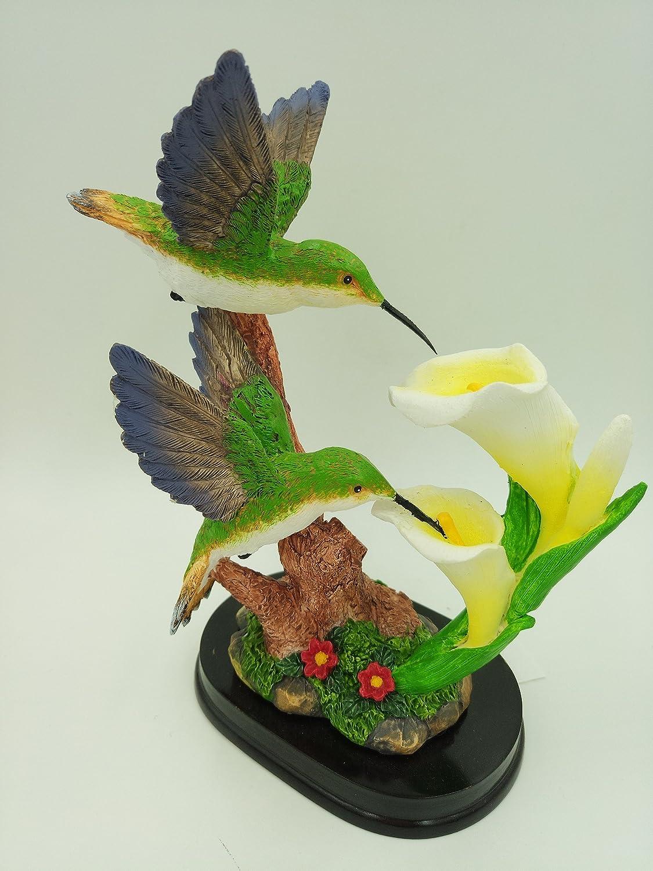 Hampstead Collection 6.75 Handcraft Hummingbird Decoration Figurine
