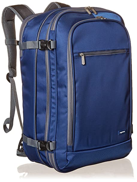 AmazonBasics Carry-On Travel Backpack d718b2bb73552