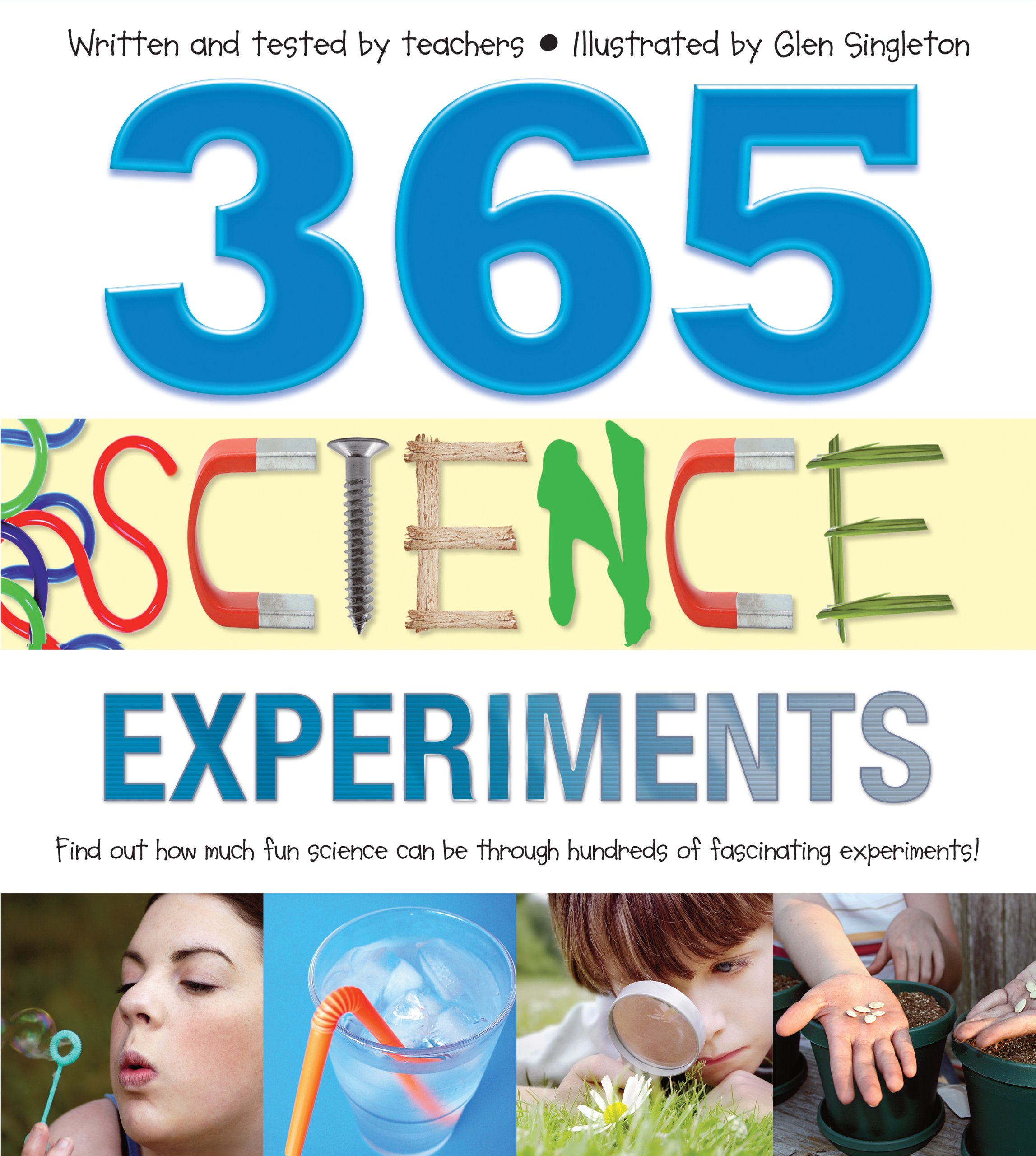 Read Online 365 Science Experiments PDF