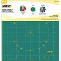 Oolfa Rotating Imperial Mat, 12 inch x 12 inch Size