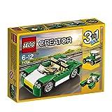 レゴ(LEGO) クリエイター 緑のオープンカー 31056