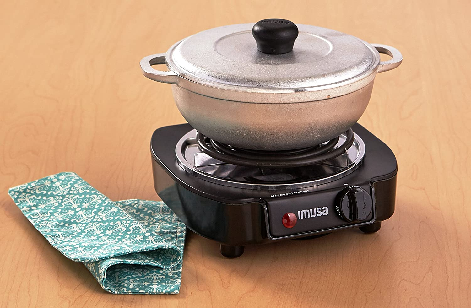 Best Portable Electric Stove for Camping