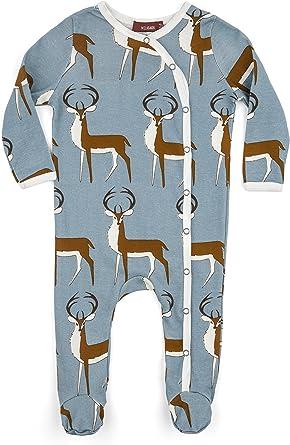 Infant Short Sleeve Organic Bodysuits I Love My Greyhound Dog-2 Kid Pajamas