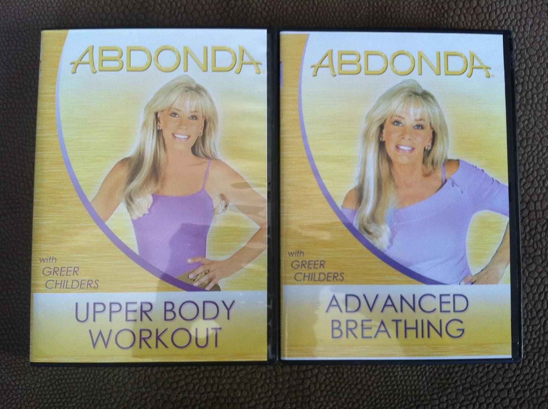 Amazon com: Abdonda 2 DVD Set - Advanced Breathing & Upper