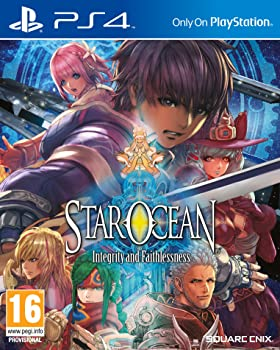 Star Ocean: Integrity and Faithlessness [PS4]