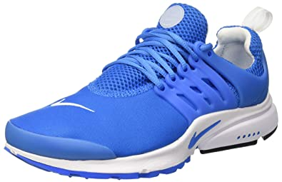 newest 673d8 58996 Nike Herren Air Presto Essential Trainer Türkis Photo BlueWhiteBlack, 40  EU