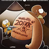 Nichtlustig Wandkalender 2019