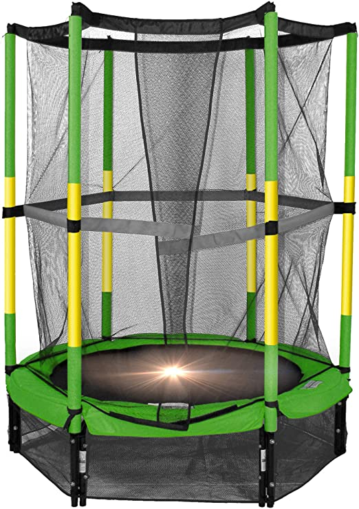 The Bounce Pro 55 - The Best Bounce Pro Toddler Trampoline