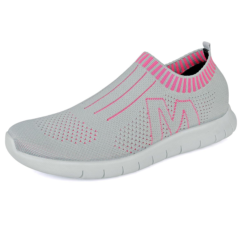 Women's Loafer Beach Mesh Walking Mxson Slip Sneaker Sports Shoes Casual Street On nPXZk8N0wO