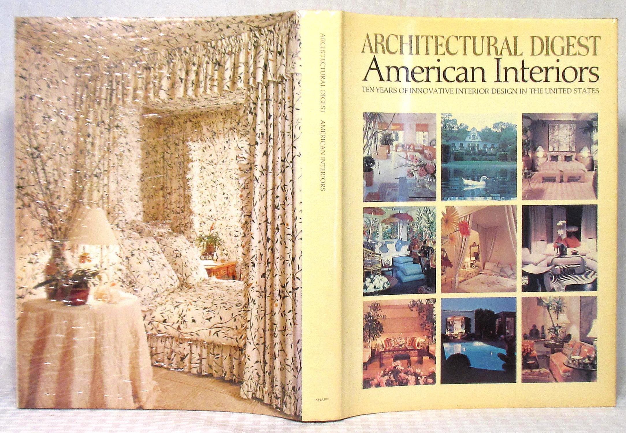 Architectural Digest American Interiors: Paige Rense: Amazon.com: Books