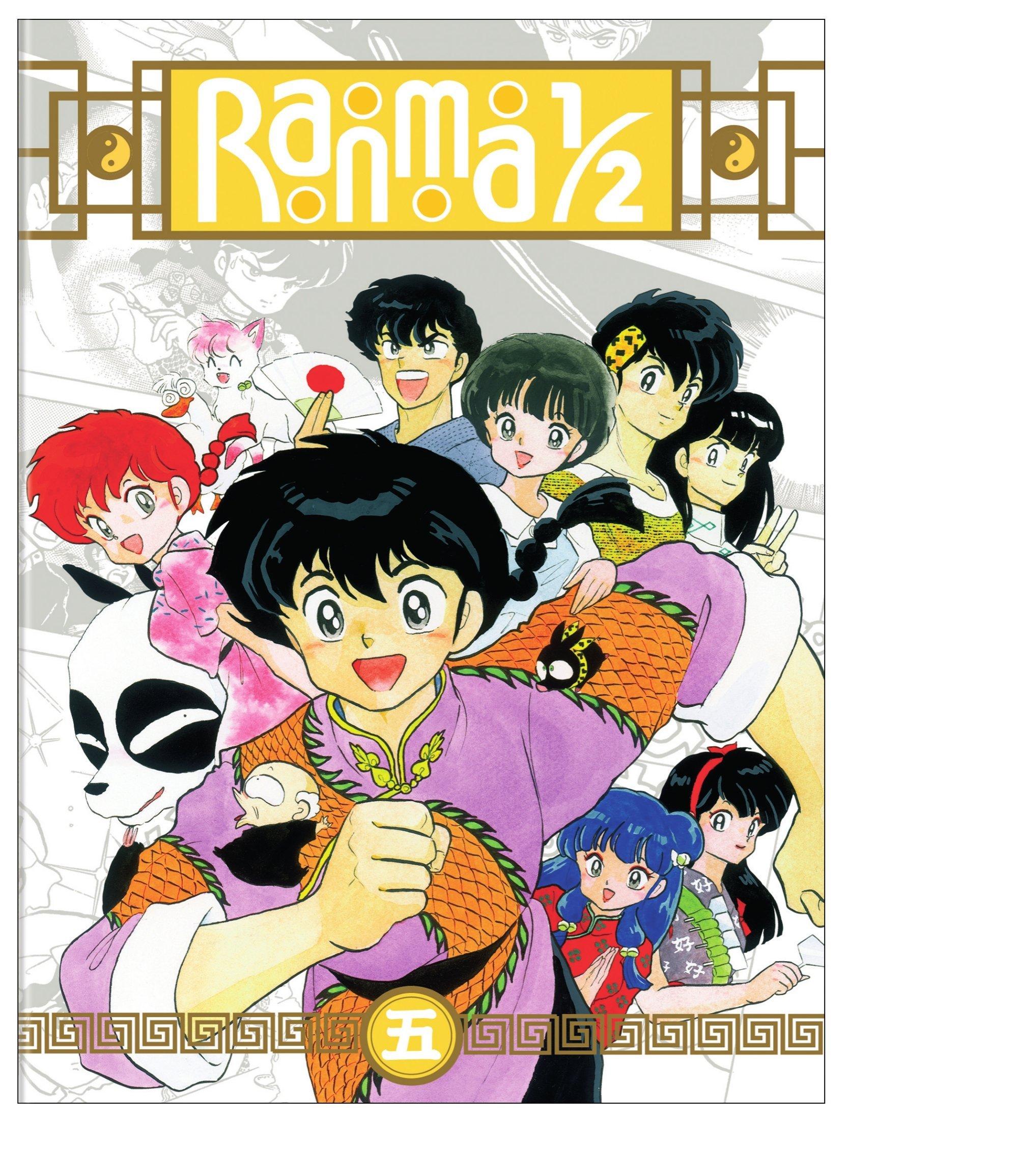 Ranma 1/2: TV Series Set 5
