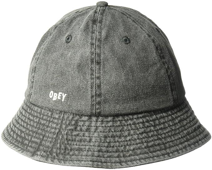 CAPPELLO ACCESSORI OBEY DECADES BUCKET HAT 100520013 (OS - BLACK)  Amazon.es   Ropa y accesorios c0cb4308ac7