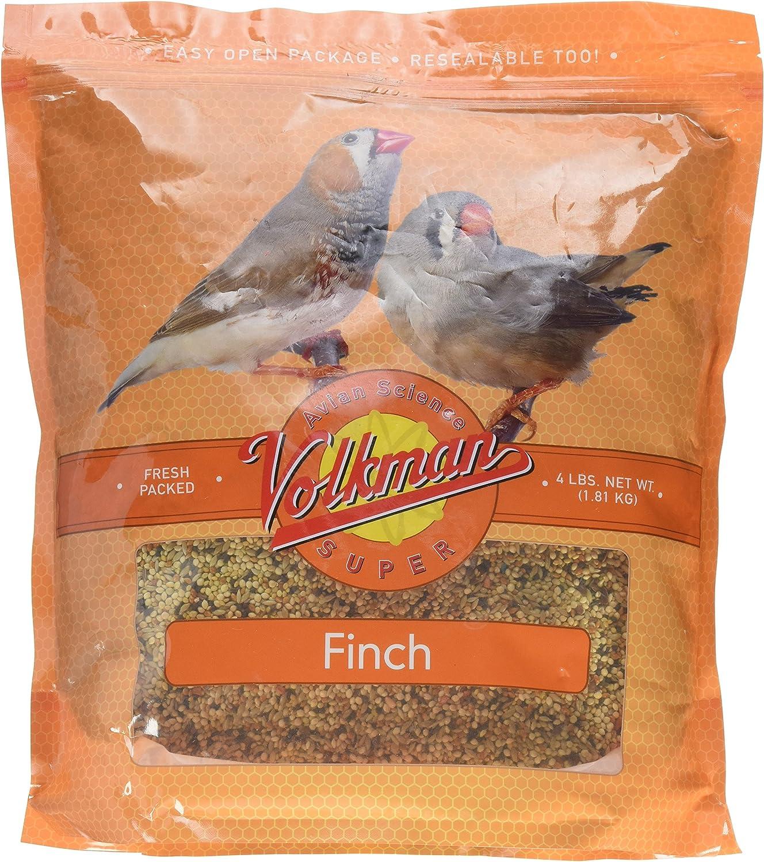 Volkman Avian Science Super Finch Bird Food