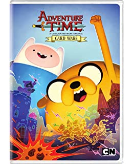 Amazon cartoon network adventure time jake the dad v5 cartoon network adventure time card wars dvd voltagebd Images