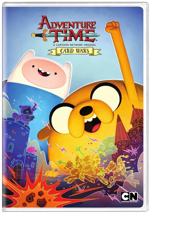 Amazon.com: Cartoon Network: Adventure Time: Card Wars (DVD ...