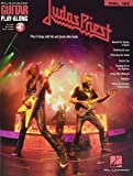 Judas Priest: Includes Downloadable Audio (Hal-Leonard Guitar Play-Along)