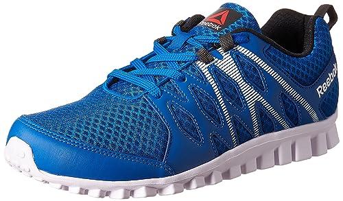 dcedddb70 Reebok Boy s Arcade Runner Lp Sports Shoes  Buy Online at Low Prices ...