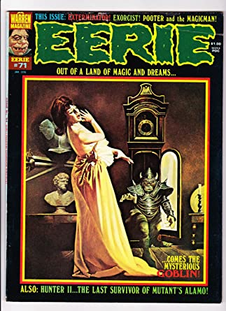 Amazon com: EERIE No 711976 1st App Goblin :: Entertainment