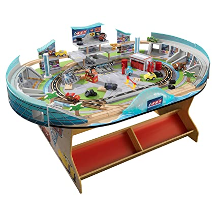 Table Circuit Cars