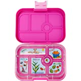YUMBOX Original (Malibu Purple) Leakproof Bento Lunch Box Container for Kids; Bento-style lunch box offers Durable, Leak-proof, On-the-go Meal and Snack Packing