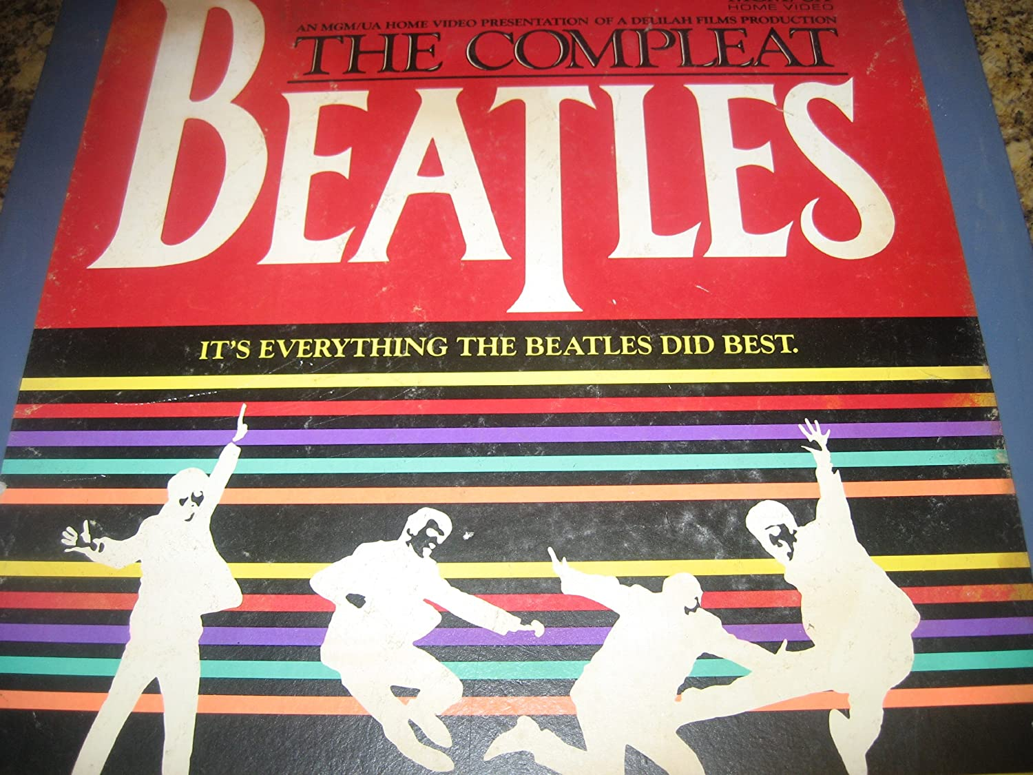 The Compleat Beatles [C.E.D. Electronic Disc System] PDF Free download