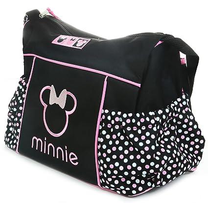 Disney Minnie Mouse - Bolso cambiador de viaje para bebé ...