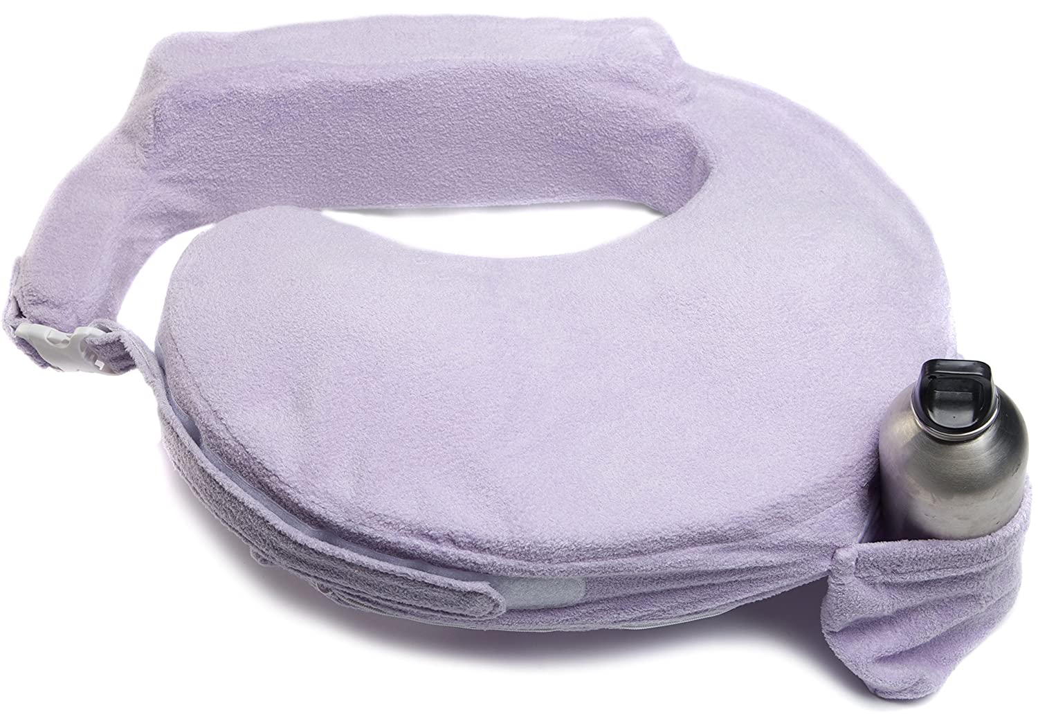 My Brest Friend Deluxe Pillow, Lilac Zenoff Products Inc. 826