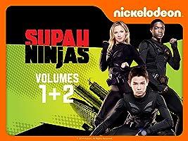 Supah Ninjas! Volumes 1 & 2