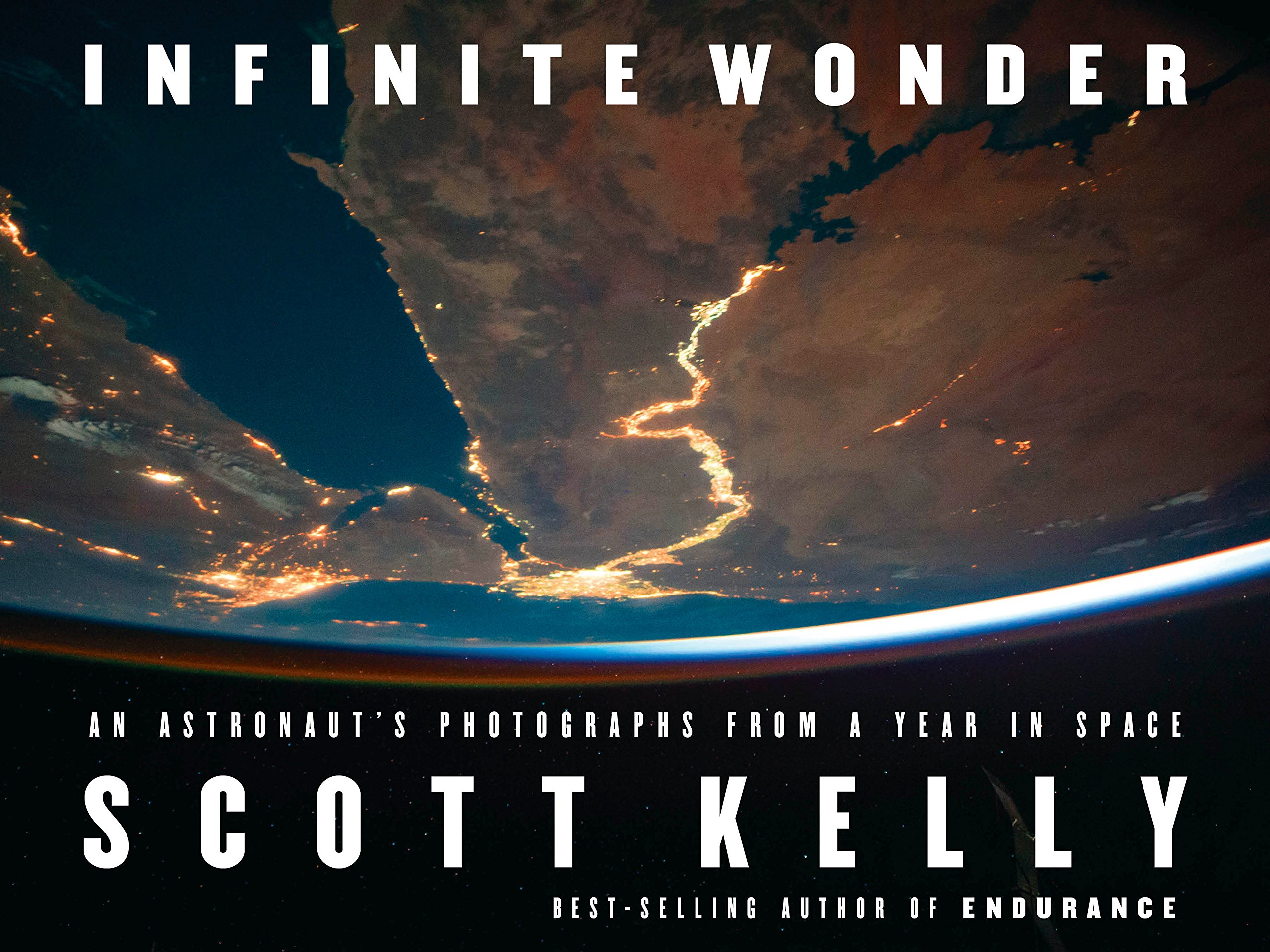 Infinite Wonder Astronauts Photographs Space product image