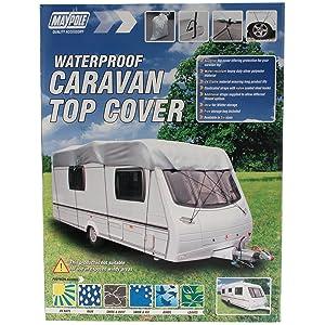 Maypole 9265 DP Caravan Top Cover, 6.2 - 6.8 m