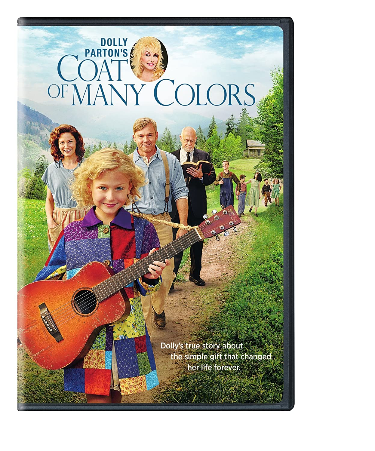 amazoncom coat of many colors 2015 pamela long dolly parton sam haskell jennifer nettles ricky schroder gerald mcraney alyvia alyn lind - Dolly Parton Coat Of Many Colors Book