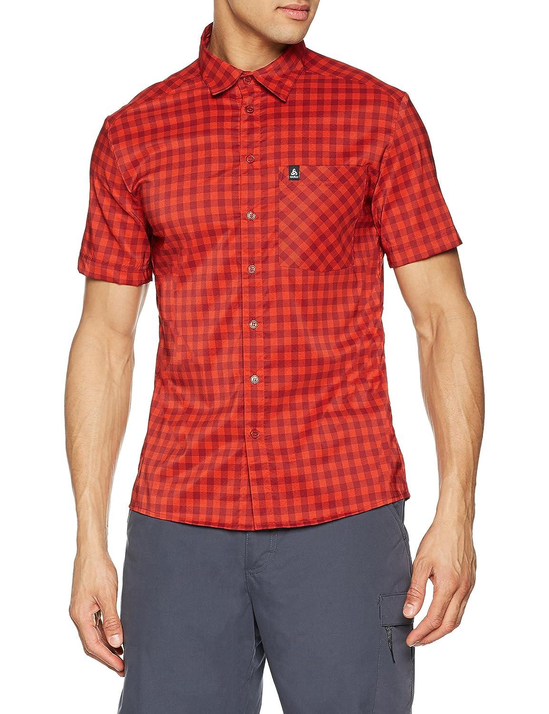 TALLA L. Odlo Nikko MHz SS, Camisa Hombre