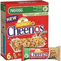 Nestlé Cheerios' Honey Breakfast Cereal Bars, 6 x 22 gm