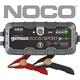 NOCO Genius Boost Arrancador Ultraseguro con Batería de Litio, 400 Amp, 12V