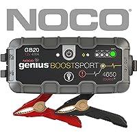 Noco GB50 Boost XL 1500 Amp 12V UltraSafe Litio Jump Starter
