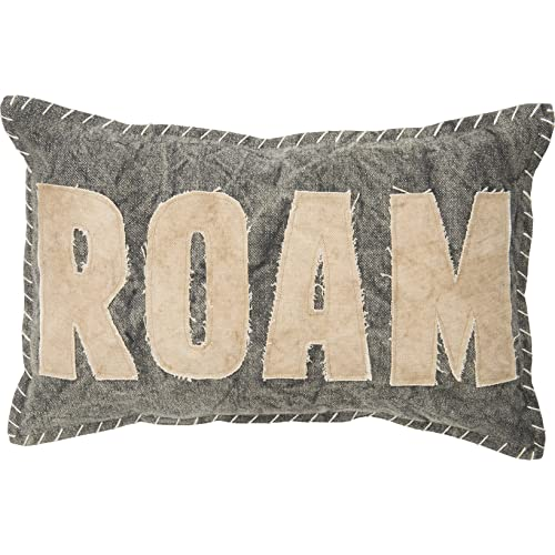 Primitives By Kathy Canvas Pillow - Roam