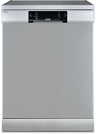 IFB Neptune SX1 Fully-automatic Front-loading Dishwasher (12 Place Settings, Stainless Steel)