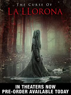 Book Cover: The Curse of La Llorona