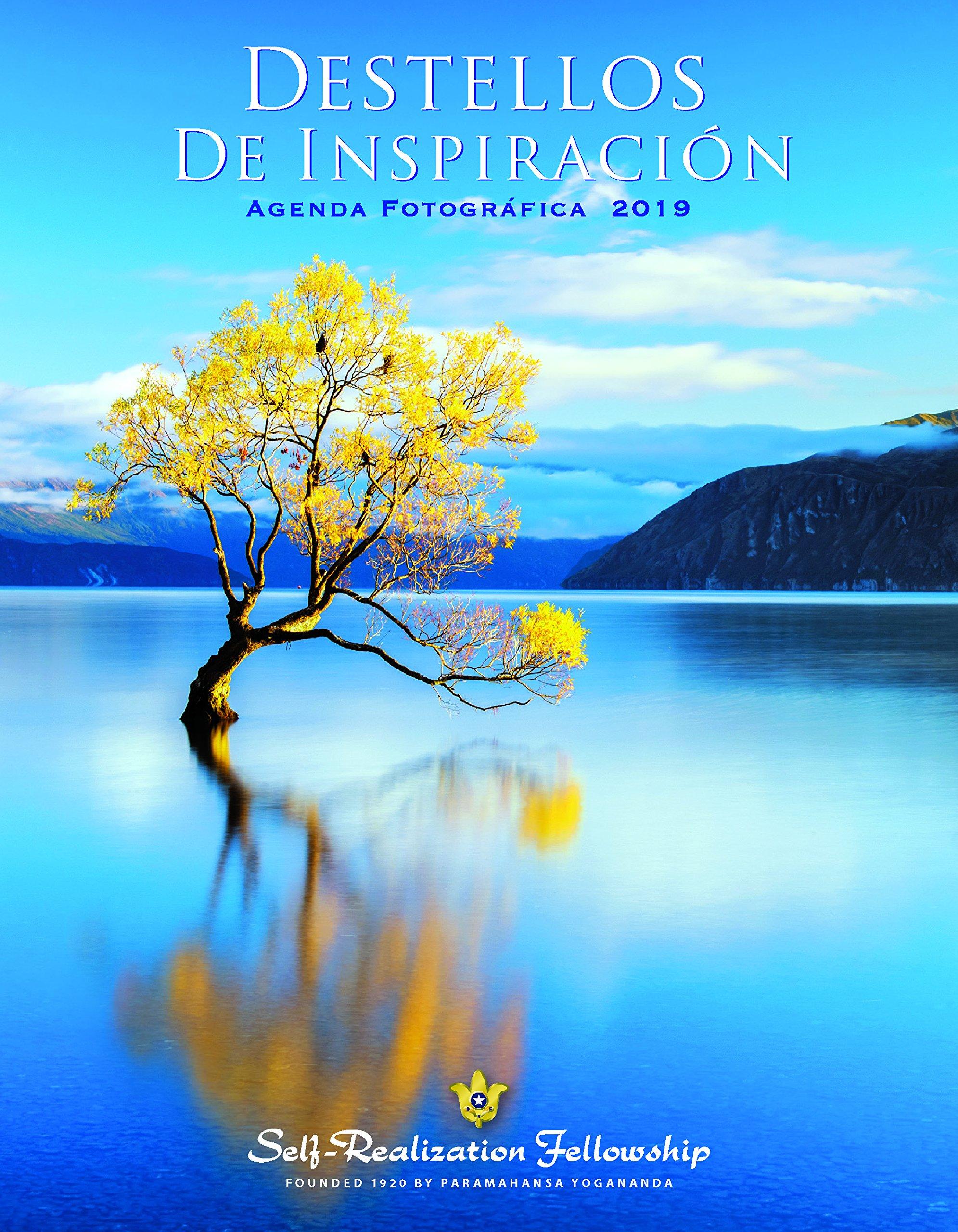 Destellos de Inspiración - Agenda Fotográfica 2019 (Spanish ...