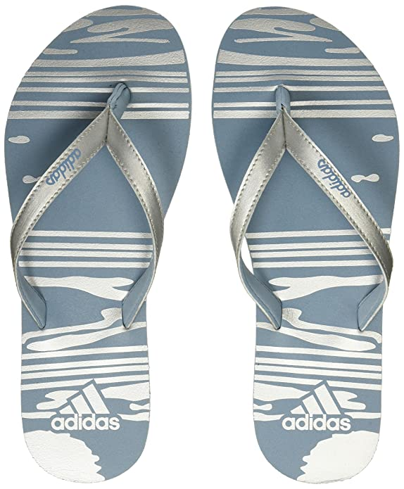 Adidas Women's Jung W Flip-Flops and House Slippers Flip-Flops & House Slippers at amazon