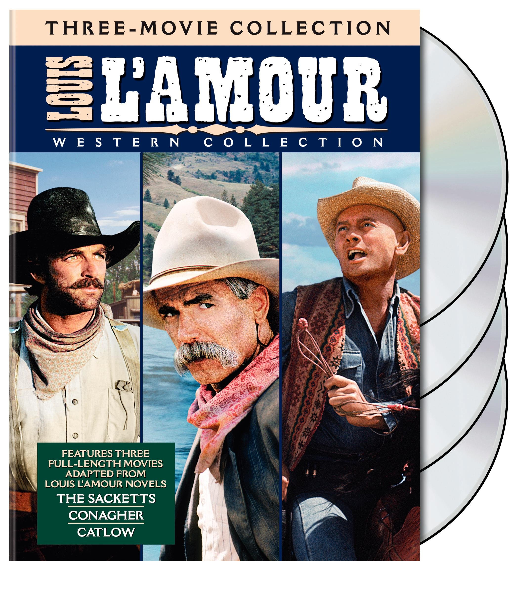 The Louis L'Amour Collection