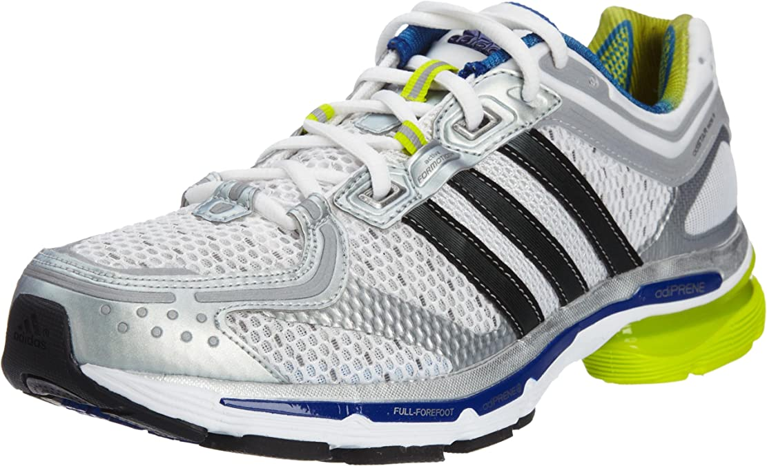 adidas Zapatillas aSTAR Ride 3M Run Plata/Negro 44 / UK -9 ...