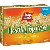 JOLLY TIME Healthy Pop Butter Mini Bags | 100 Calorie Microwave Popcorn Single Serve Bags, Low Fat, Low Calorie…